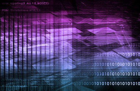 Online Security Internet Concept as a Background Stock Photo - 7261525