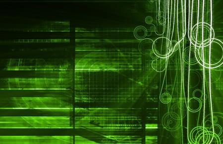 Green Engineering Technology as a Data Chart