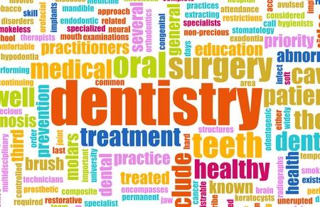 odontologia: Profesi�n de odontolog�a como un arte de concepto m�dico