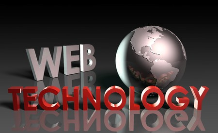 Web Technology Internet Abstract as a Concept  photo
