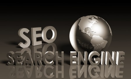 Search Engine Optimization SEO Ranking as Concept Stock Photo - 7312816