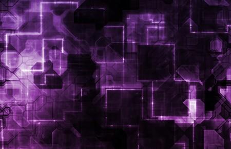 internet terminals: Technology Background Digital Energy as a Art