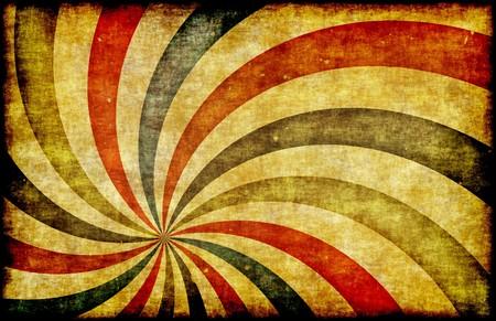 Vintage Grunge Background come arte del circo di Carnevale  Archivio Fotografico - 7322443