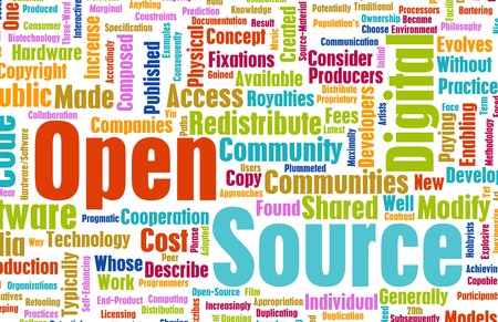 open source: Open Source Technology Platform in a Community