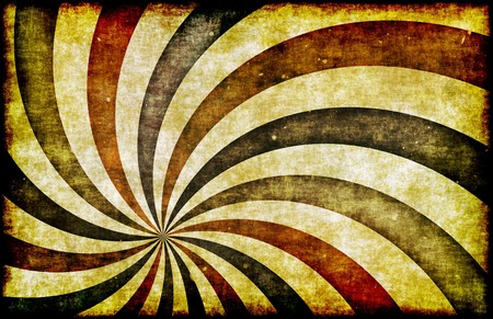 Vintage Grunge Background as Carnival Circus Art Stock Photo