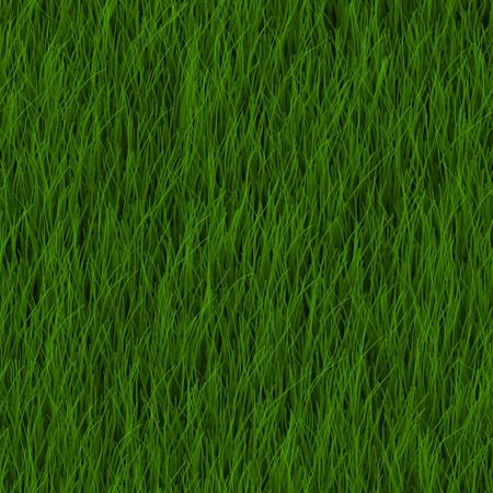 Cartoon Grass achtergrond illustratie als een kunst Stockfoto