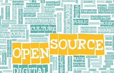 コミュニティでのオープン ソース技術プラットフォーム
