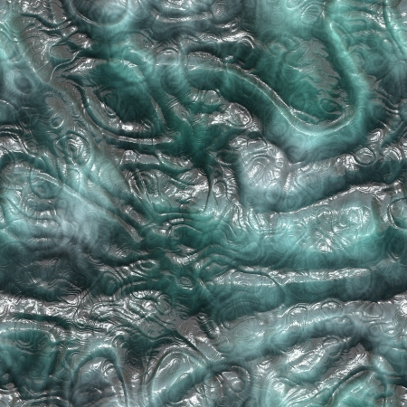 muscle cell: Seamless Alien Skin Texture of Reptile Monster