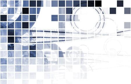 Recherches et d'essais un fond abstrait m?dicale Banque d'images - 7635616