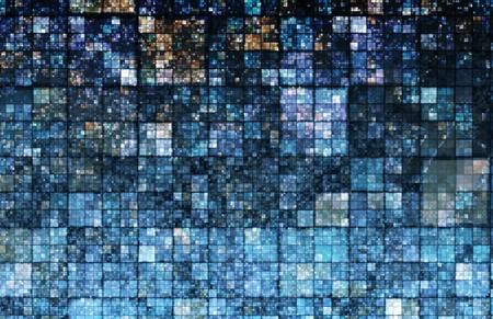 datum: Digital Abstract Data Media As a Art