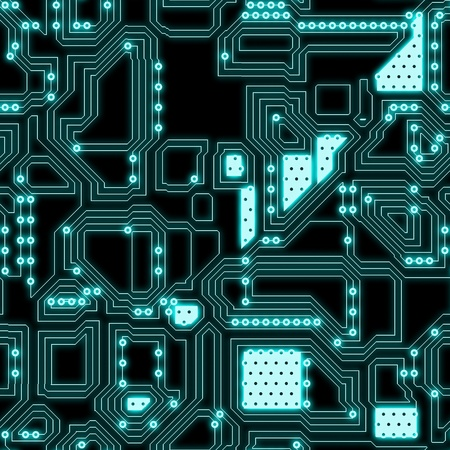 circuitry: Seamless Circuitry Background as a Texture Art