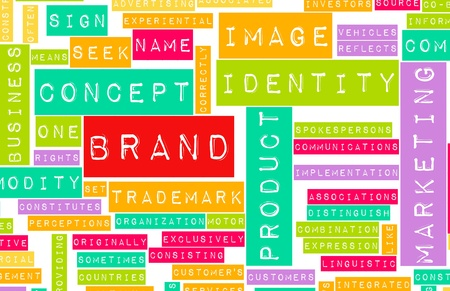 Brand Marketing for a Successful Product Concept Stock Photo - 8632390