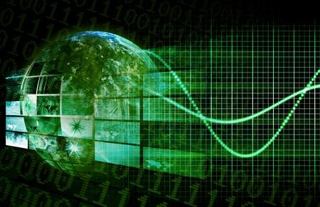 plataforma: Plataforma de la tecnolog�a en un mundo moderno de negocios