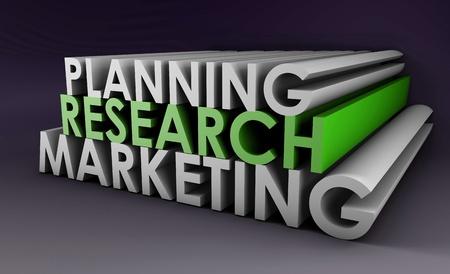 Estrategia de marketing como un concepto en el negocio Foto de archivo - 8663418