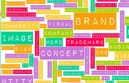 Brand Marketing for a Successful Product Concept Stock Photo - 8755235