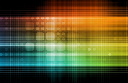 telecomm: Red de tecnolog�a con un sistema de cuadr�cula de datos