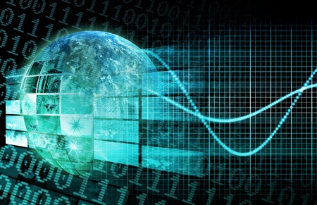 world wide: Digital Network as a Business Requirement Art
