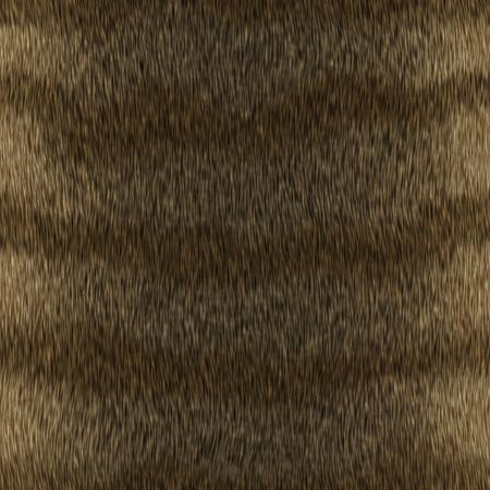 Seamless Animal Fur Background Texture as Art photo