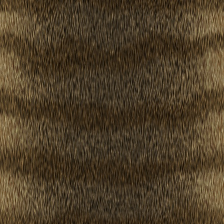 fabric texture: Seamless Animal Fur Background Texture as Art Stock Photo