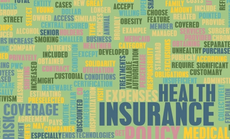 terms: Health Insurance Policy and Choose or Buy One