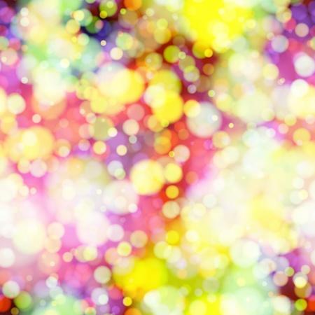 Colorful Seamless Pattern with Mini Retro Circles Stock Photo - 8845549