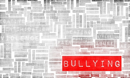 Bullying as a Social Problem with Children photo
