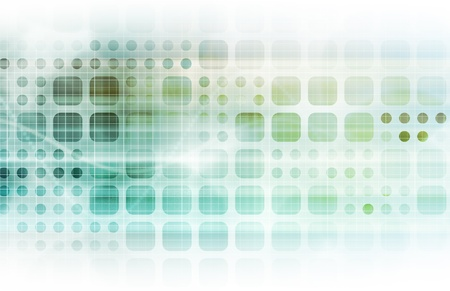grid background: Modern Multimedia Creative as a Art Background Stock Photo