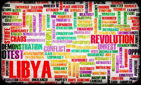 revolt: Libya Uprising Protest and Riot as Concept