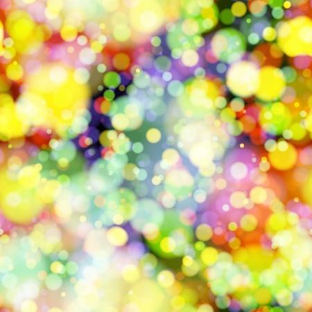 Colorful Seamless Pattern with Mini Retro Circles Stock Photo - 8938122