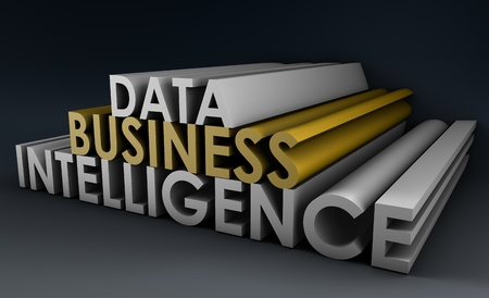 Business Intelligence from Data Analysis in 3d photo