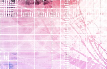 Pharmaceutical Research Data As a Science Art Banque d'images