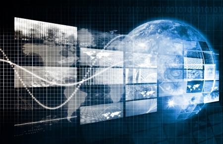 leverage: Concepto de Internet de la World Wide Web o WWW