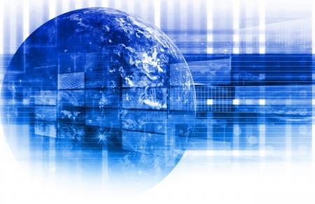 plataforma: Concepto de Internet de un sistema Global y del negocio
