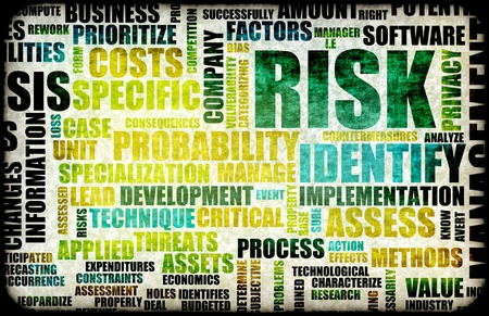 Risk Management Corporate Concept as a Abstract photo