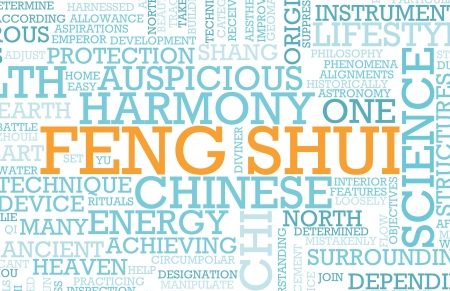 fengshui: Feng Shui Traditional Chinese Science As Concept