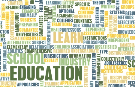 sector: Education Sector and Other Related Terms as Art
