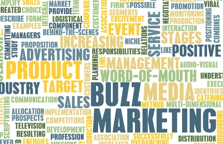 buzz: Marketing Buzz y construir la exageraci�n como concepto