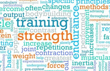 운동 휘트니스로서의 강점 훈련 컨셉