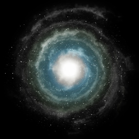 Energy Vortex Supernova as a Dying Star