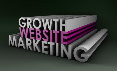 increase visibility: Website Marketing Leading to Growth in 3d