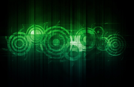 multimedia background: Digital Multimedia with a Media Modern Abstract