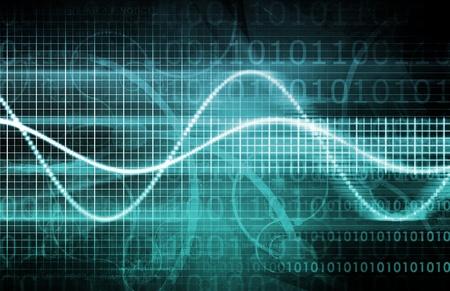 Media communicatie op het internet met Data Art