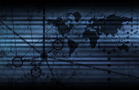 공유 데이터 서비스로서의 인터넷 웹 기술 스톡 콘텐츠