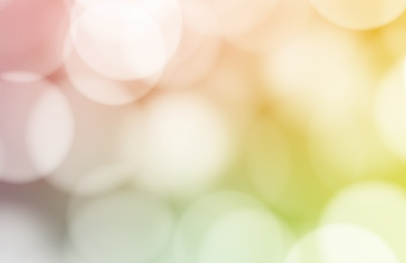 Abstract Lights Background with a Blur Effect Stock Photo - 9478152