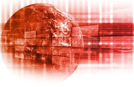 시스템과 정보 기술 데이터 네트워크