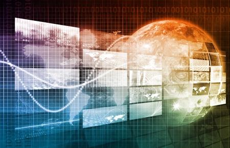 월드 와이드 웹 또는 WWW의 인터넷 개념
