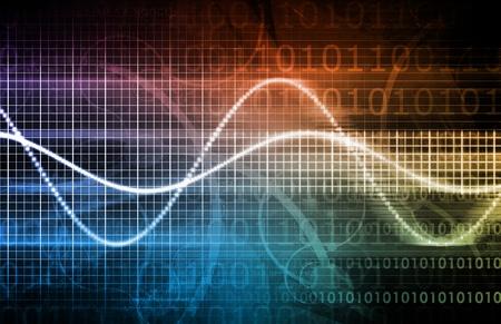 데이터 아트와 함께 인터넷에서 미디어 커뮤니케이션