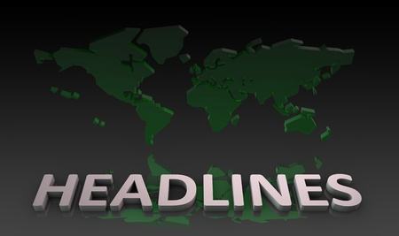 journalistic: Notizie mondo da Global News in 3d