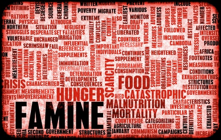 famine: Famine and Death Global Warming as Concept