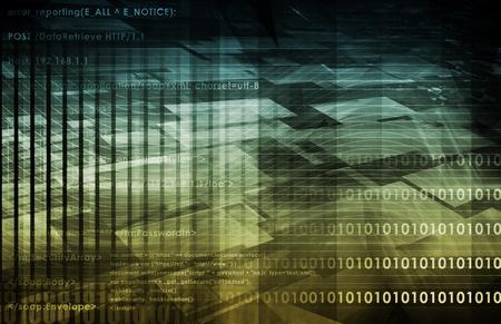 protocols: Concetto di Internet Security on-line come sfondo Archivio Fotografico